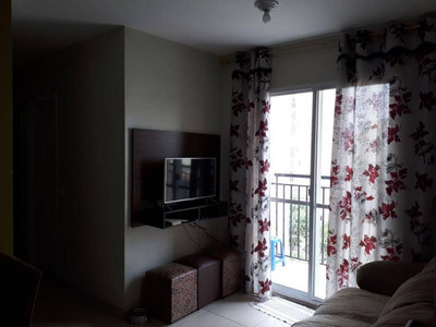 Apartamento Condomínio Fatto Sport Faria Lima,cocaia, Guarulhos. - Ap1104
