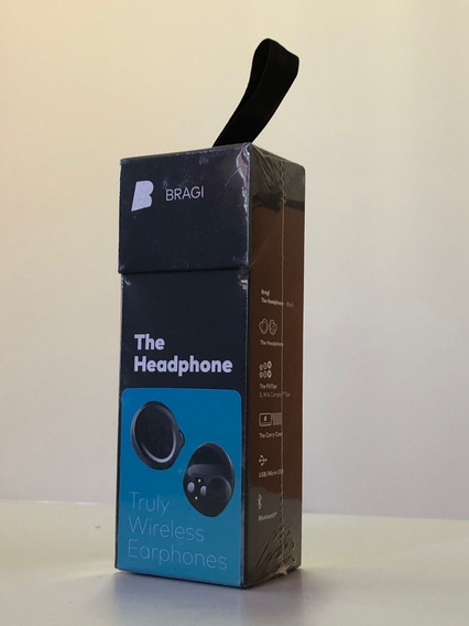 Fones De Ouvido Sem Fio Bragi The Headphone Wireless