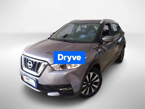 Nissan Kicks Sv 1.6 16v Cvt Flex