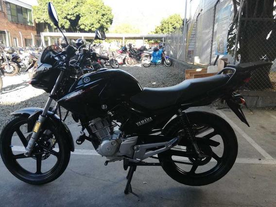 Yamaha ,ybr 125 Negra