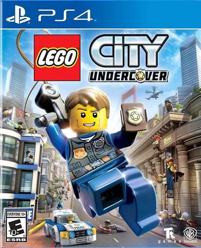 Lego City Undercover Juego Ps4 Original + Garantía + Español