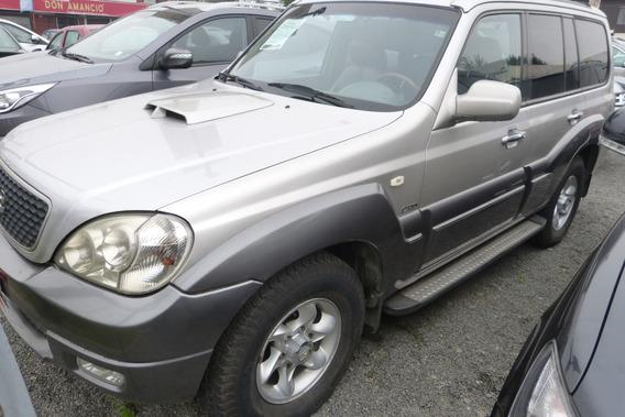 Hyundai Terracan Crdi 2.9 Aut 4x4