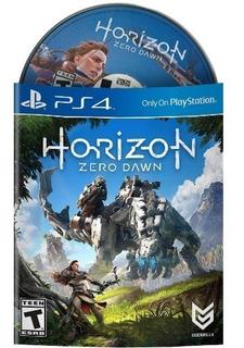 Horizon Zero Dawn Complete Edition Ps4 En Sobre- Audiojuego