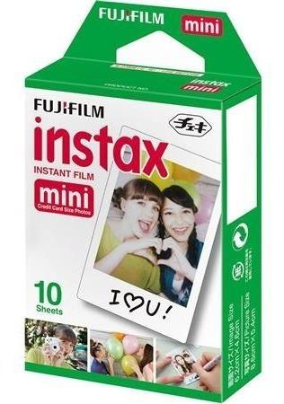 Filme Para Camera Instax Mini Fujifilm 10 Fotos