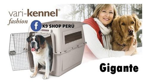 Vari-kennel Ultra Fashion Gigante By Petmate- Estados Unidos