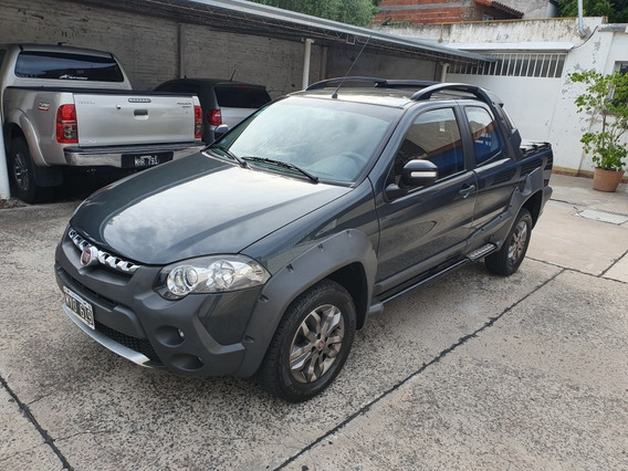 Fiat Strada 1.6 Adventure Cd Capota Pk Seg 2013