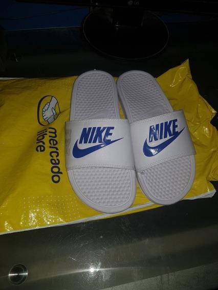 Ojotas Nike Lacostes adidas