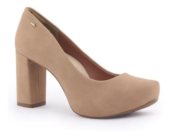 Sapato Feminino Salto Grosso Meia Pata G1111 - Dakota