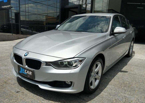 Bmw 320i 2.0 16v Turbo Active Flex 4p Aut 2015