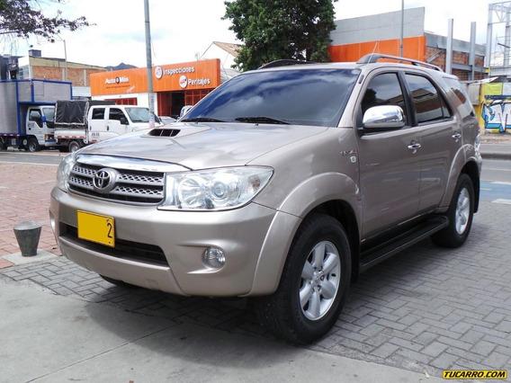 Toyota Fortuner Srv Plus Diesel