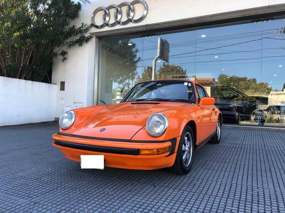 Porsche 911 S 1976 De Coleccion Excelente Estado Sport Cars