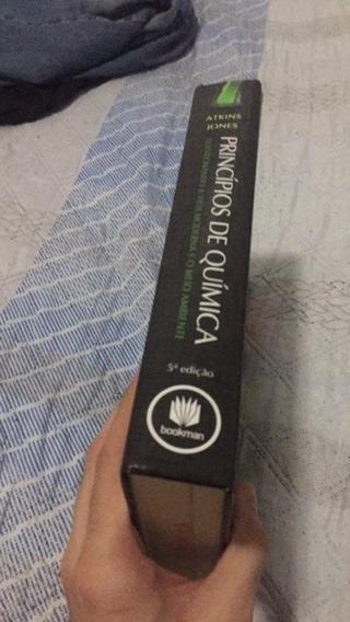 Livro Princípios De Química Peter Atkins E Jones
