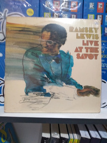 Lp Ramsey Lewis Live At The Savoy.