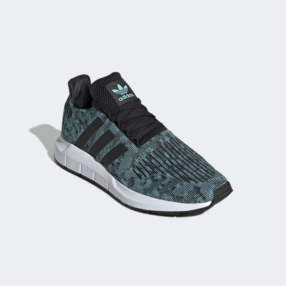Zapatillas adidas Swift Run Para Hombre Original Mgvh