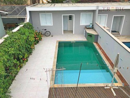 Sobrado Com 4 Dormitórios À Venda, 234 M² Por R$ 1.100.000,00 - Morada Da Praia - Bertioga/sp - So0081