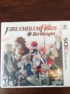 Fire Emblem Fates- Birthright