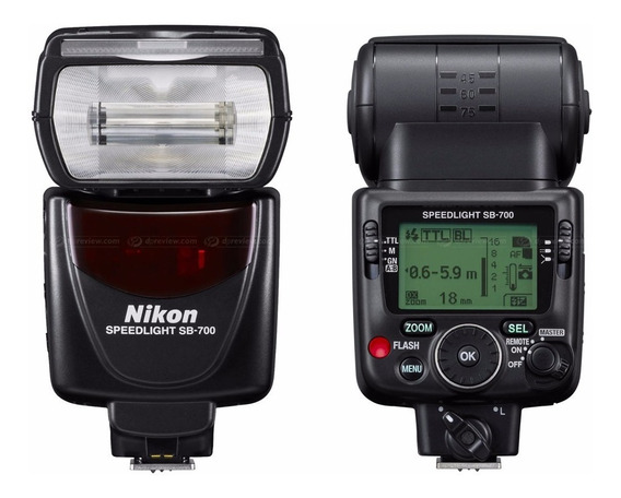 Flash Nikon Speedlight Sb700 Sb-700