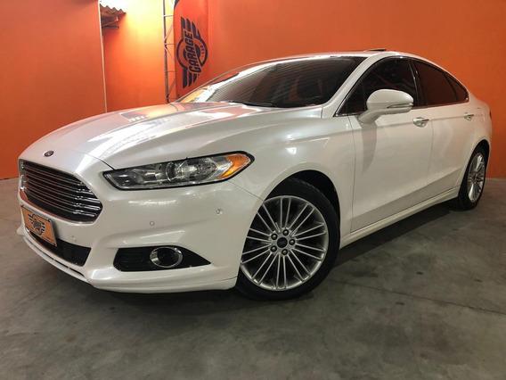 Ford Fusion 2.0 Titanium Awd 16v Gasolina 4p Automático...