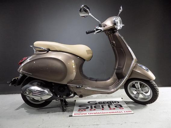 Piagio Vespa Primevera150 Marron 2015