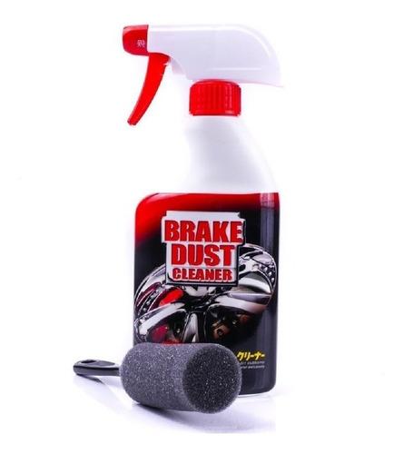 Imagen 1 de 2 de Soft99 Brake Dust Cleaner Limpiador De Llantas + Cepillo