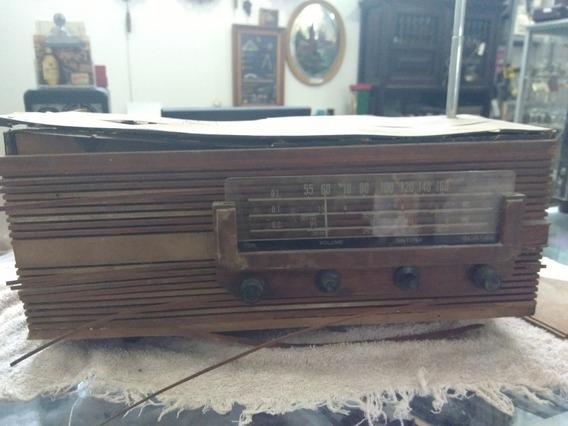 Rádio Motorola De Mesa Antigo Reparo
