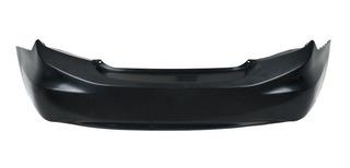 Honda Civic 12-13 Defensa Pos Trasera Para Pintar
