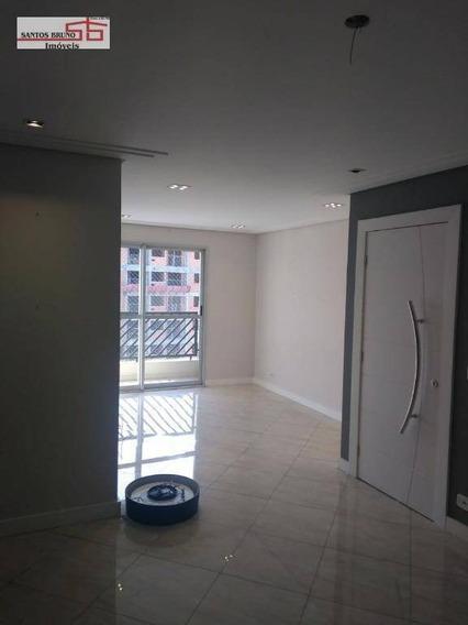 Apartamento Com 3 Dormitórios À Venda, 93 M² Por R$ 740.000,00 - Casa Verde - São Paulo/sp - Ap1900