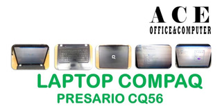 Laptop Compaq Presario Modelo:cq56-103la