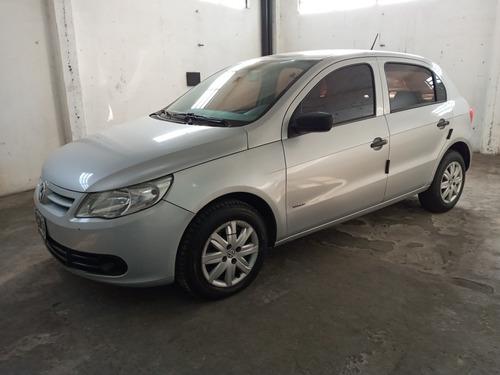 Imagen 1 de 15 de Volkswagen Gol Trend 1.6 Pack Ii 2012 Impec Permuto Financio
