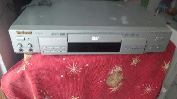 Dvd Player Com Videoke Talent 650 Ler Descrição