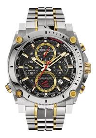 Relógio Bulova Precisionist 98b228 Na Caixa Original