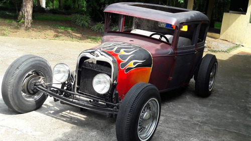 Ford Vitória 1928 Hot