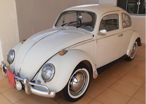 Volkswagen Fusca 1300 Estudo Trocas