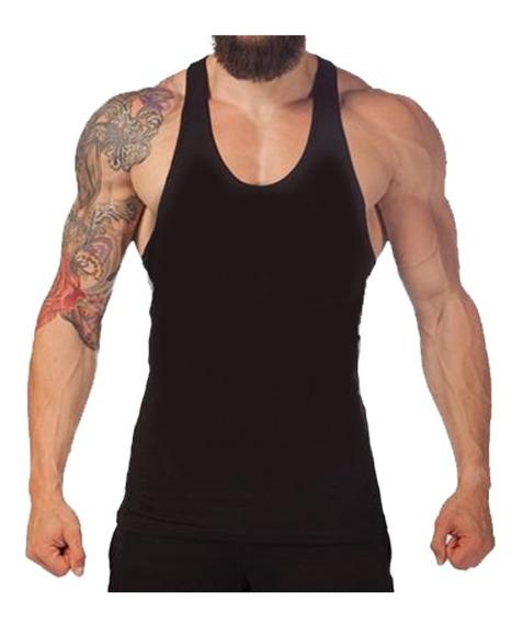 Musculosas Olimpicas Culturismo Algodon Gym A Todo El Pais!!