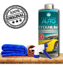 Ecotrend Auto Protection Titanium 946ml + Borrifador Brinde