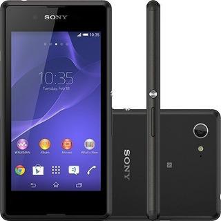 Smartphone Sony D2212 Xperia E3 4gb Dual Chip | Vitrine