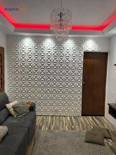 Casa Com 2 Dormitórios A Venda 250 M² - Ca3460