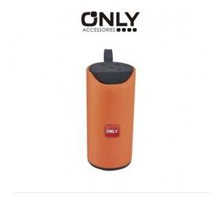 Parlante Only Portable Bluetooth Usb Resistente A Sapilcadur