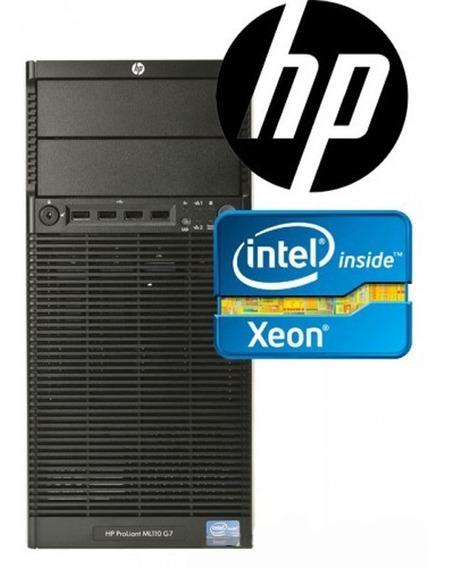 Hp Ml110 G7 4gb Xeon 3,1 Ghz Melhor Preço