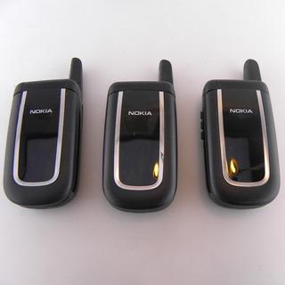 Lote 3 Celular Nokia 2255 Original Usado