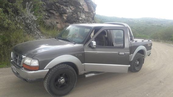 Ford Ranger 2.5 Xl I Dc 4x4 2000