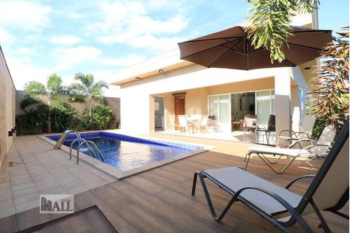 Casa À Venda Cond. Buona Vita, 307m², 4vgs, 3suítes, Rio Preto - V6764