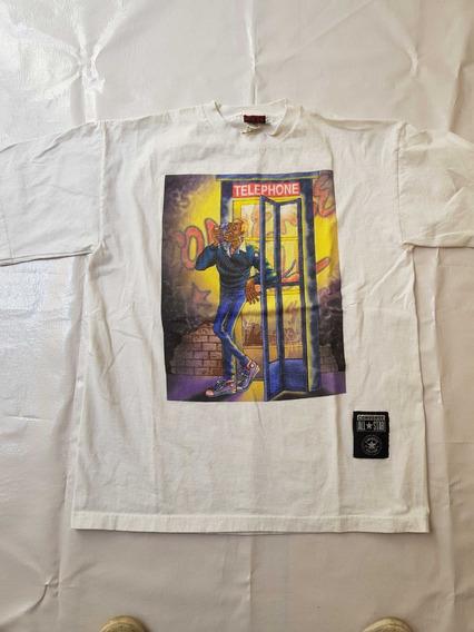 Playera Converse Denis Rodman Vintage 1997