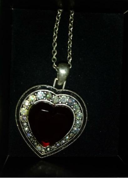 Colar Coração Amor