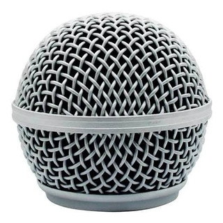 1 Rejilla Bola Tapa De Repuesto Para Micrófono Shure Sm58