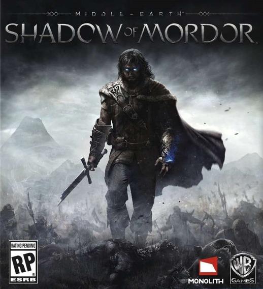 Middle Earth: Sombras De Mordor - Ps3 - Instale Já