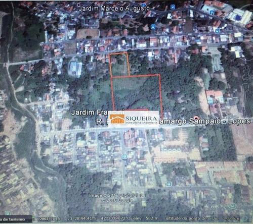 Imagem 1 de 1 de Terreno À Venda, 16000 M² - Lopes De Oliveira - Sorocaba/sp - Te0033