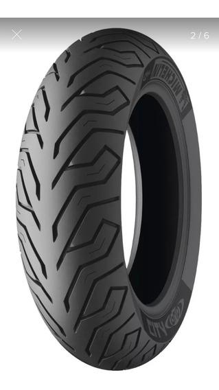Pneu Traseiro N-max 160 Yamaha Michelin 130/70-13 City Grip