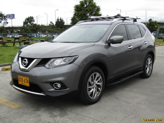 Nissan X-trail Exclusive 2.5 Tp