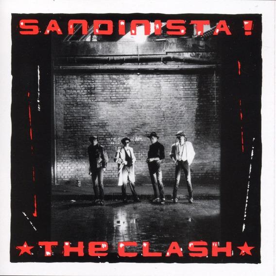 Vinilo : The Clash - Sandinista! (holland - Import) (3 Disc)